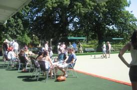 albert park bowls Venues