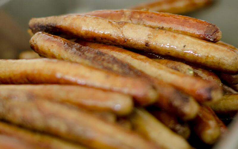 bbq sausages Classic BBQ
