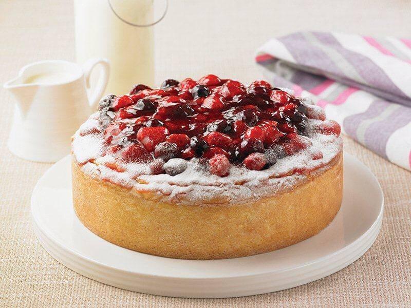 cake mixed berry cheesecake Gourmet Dessert