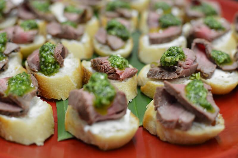 gourmet lamb Gourmet Finger Food