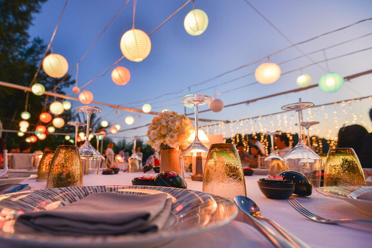 wedding table 1 Weddings